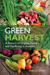 Green Harvest cover