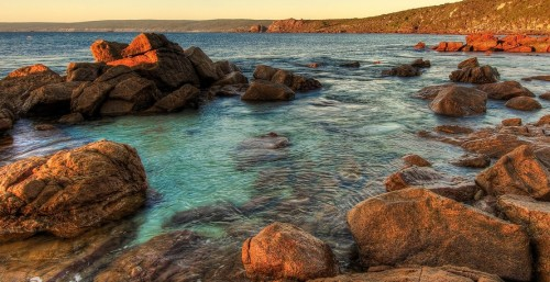 Canal Rocks in Western Australia