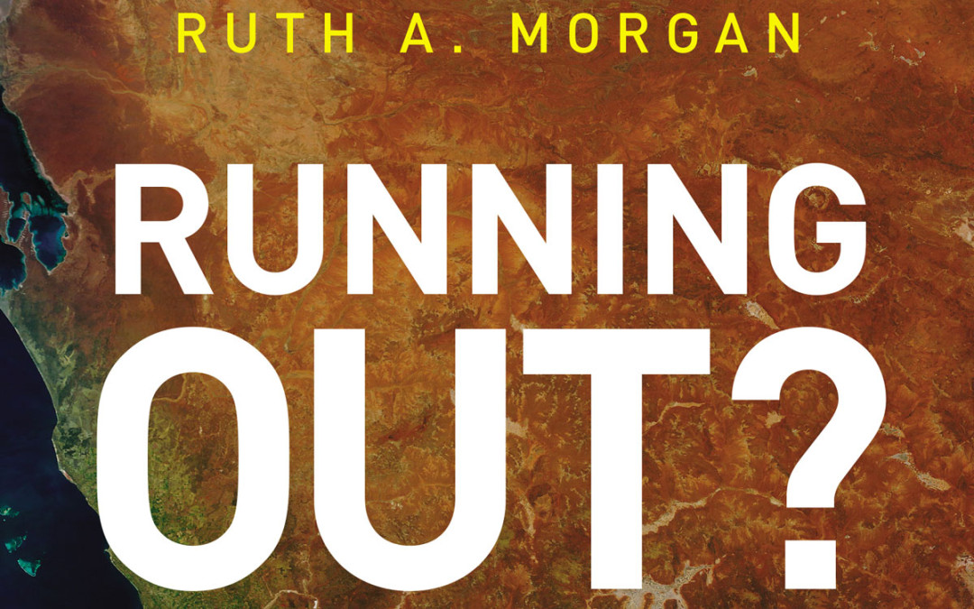 New Book – Running Out? Water in Western Australia